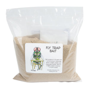 Fly Trap Bait (3 Month Supply)