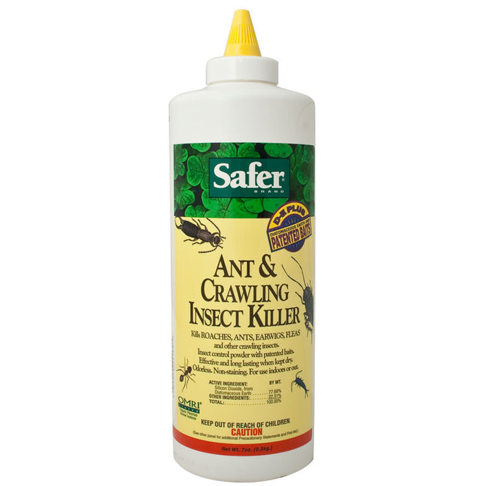 Safer Ant & Crawling Insect Killer (7 Oz)
