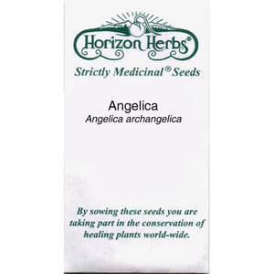 Strictly Medicinal Organic Angelica Official