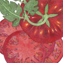 Load image into Gallery viewer, Organic Tomato, Brandywine Black