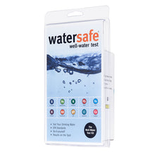 Load image into Gallery viewer, Watersafe Well Water Test Kit