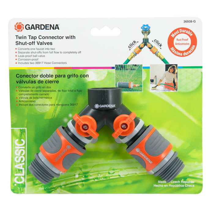 Gardena® Hose Y Connector