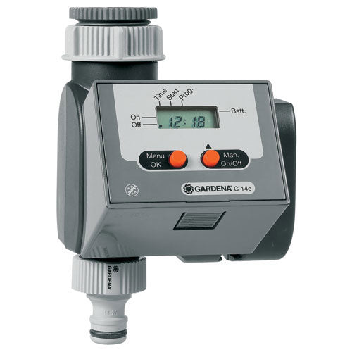Gardena Electronic Pre-Programmed Water Timer