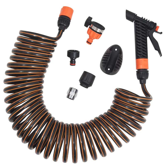Claber Spiral Hose Kit (33 ft Hose)