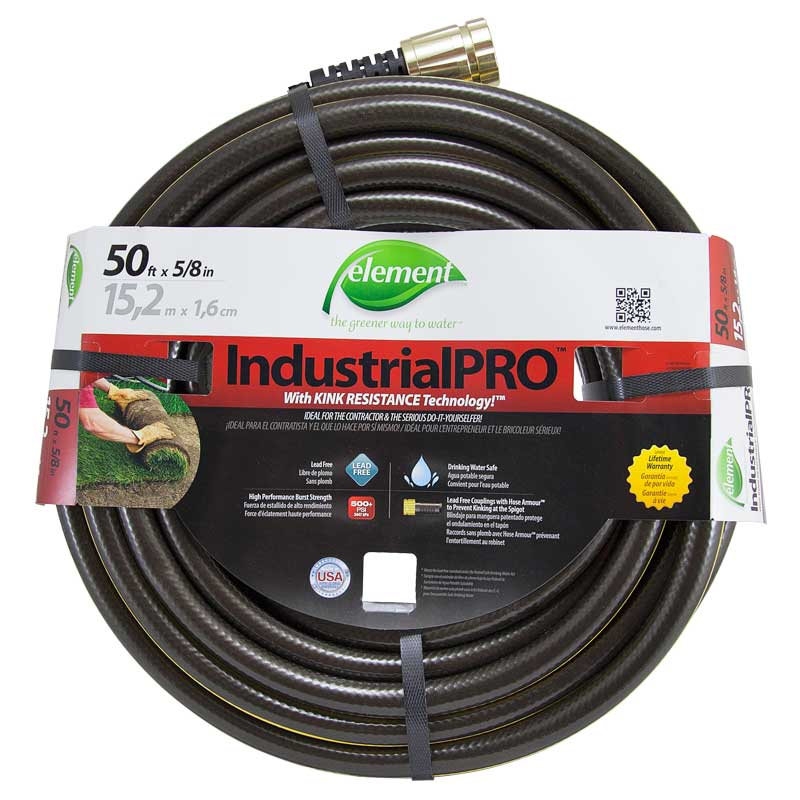 Element Lead Free Garden Hose (5/8