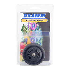 Dramm 9 Pattern Spray Head - Kaleidoscope