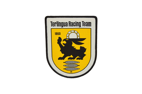 Limited Edition Terlingua Racing Team Patch-Large