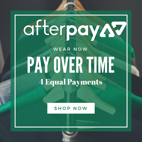 AfterPay FAQ's – Honey's Child Boutique