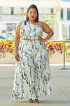 Riviera Palazzo Pants Suit-set-Latiste-[plus_size]-Honey's Child Boutique
