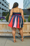 Pretty Color Story Skater Dress *RESTOCKED*-Dress-Latiste-[plus_size]-Honey's Child Boutique