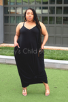 Breezy Maxi Dress - RESTOCKED-Dress-Zenana-[plus_size]-Honey's Child Boutique