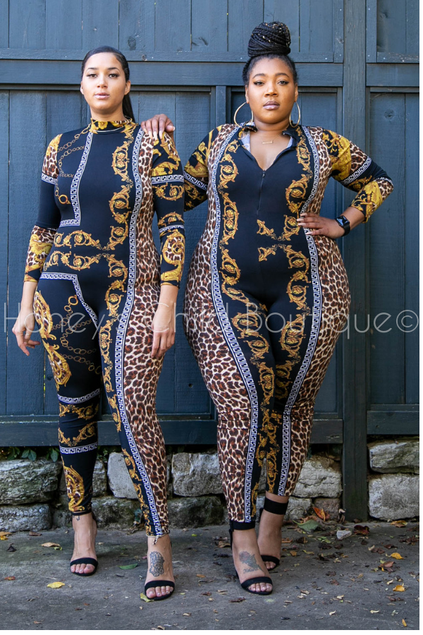 Mixed Emotions Jumpsuit