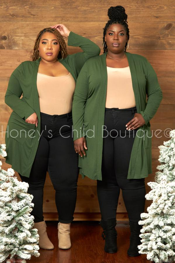 Cardi Me Midi Cardigan-700 Duster-Zenana-[plus_size]-Honey's Child Boutique