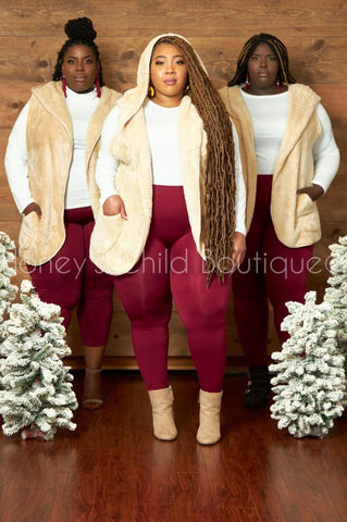 Around Town Three Piece Duster Set - Fall & Winter Hues