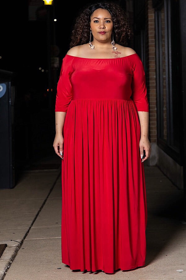 Red Hot Maxi