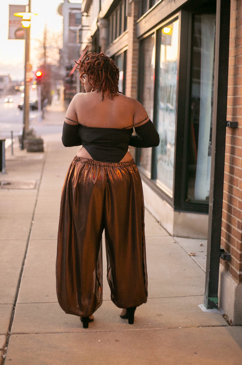 CopHer Harem Pants by Shukuru Couture