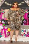 Ask Me Anything Rhinestone Pants Suit in Black