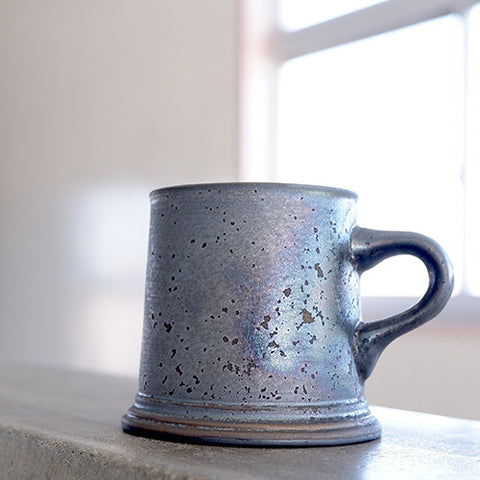 "ワンキルン「A型マグ LOW ASH」ONE KILN CERAMIC ""MUG A LOW ASH"""