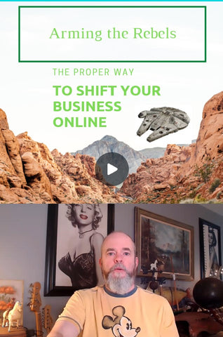 Building your company on Shopify - Arming the Rebels