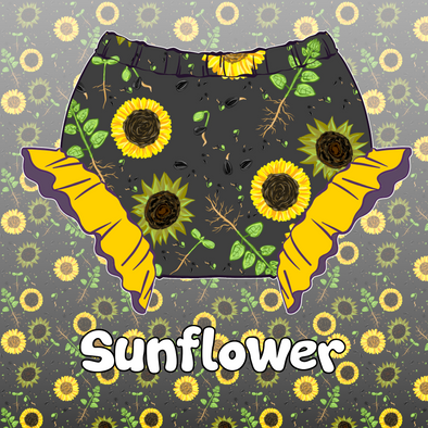 Sunflower Bloomers