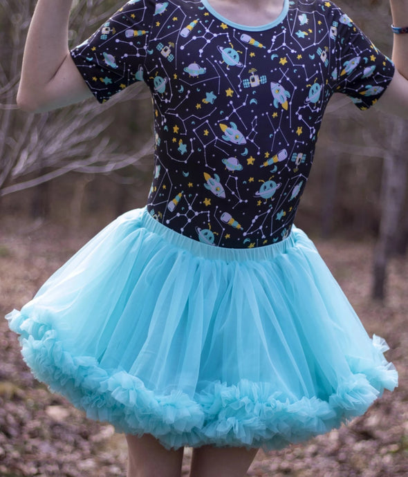 Mermaid's Tutu