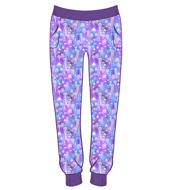 Brainless Blooms Lounge Pants