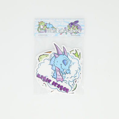 Dabbin' Dragons Sticker Pack