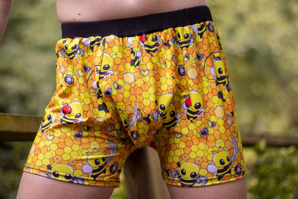 Hive Heroes Boxer Briefs