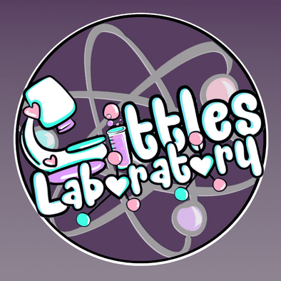 Littles Laboratory Logo Sticker