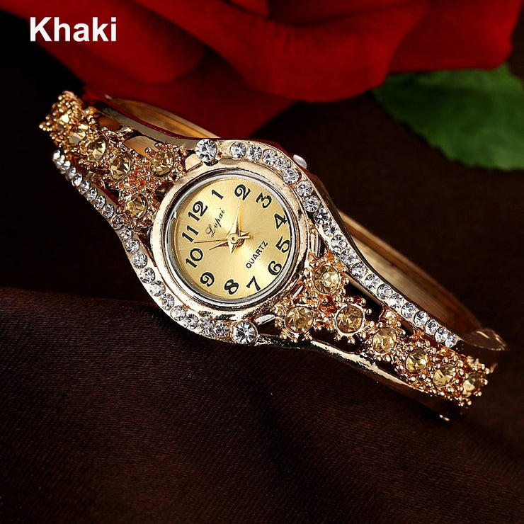 Hot Sale Fashion Luxury Women's Watches Women Bracelet Watch Stunning Fashion Jewelry