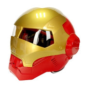 The Avengers casco