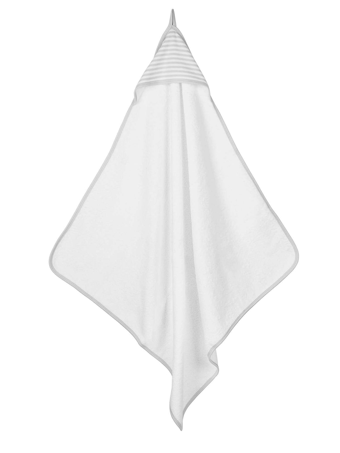 Under The Nile Deluxe Hooded Towel (Gray)