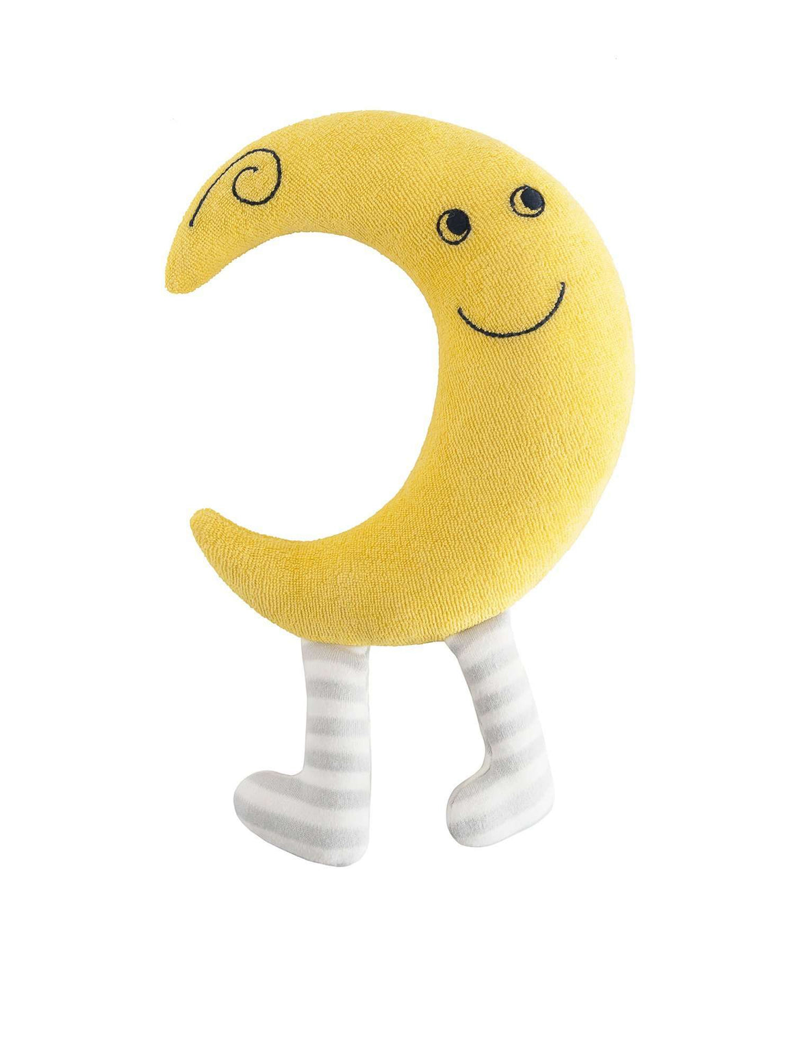 Under The Nile Crissy the Crescent Moon Plush Toy