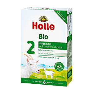 Holle Stage 2 Organic Follow-on Infant Goat Milk Formula (6 Months+)