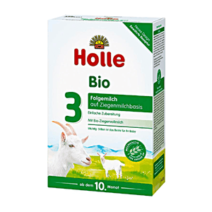 Holle Stage 3 Organic Baby Goat Milk Formula (10 Months+)