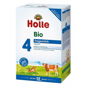 Holle Stage 4 Organic Toddler Cow Milk Formula (12 Months+)