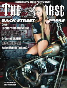 The Horse BackStreet Choppers Magazine Issue #173