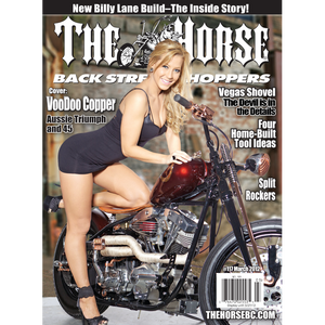 The Horse BackStreet Choppers Magazine Issue #117