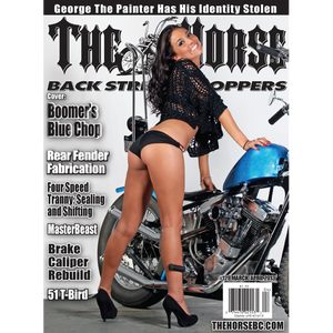 The Horse BackStreet Choppers Magazine Issue #128