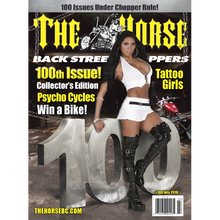 Load image into Gallery viewer, The Horse BackStreet Choppers Magazine Issue #100