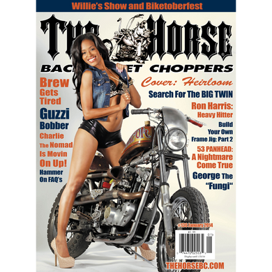 The Horse BackStreet Choppers Magazine Issue #136
