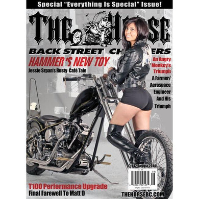 The Horse BackStreet Choppers Magazine Issue #142