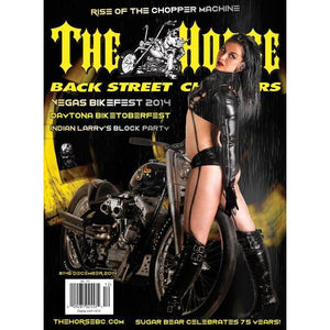 The Horse BackStreet Choppers Magazine Issue #146