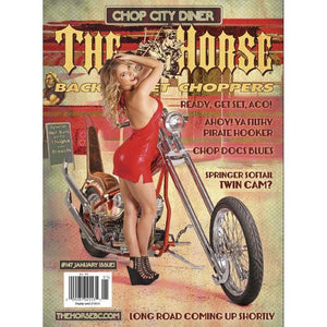 The Horse BackStreet Choppers Magazine Issue #147