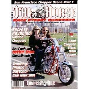 The Horse BackStreet Choppers Magazine Issue #16