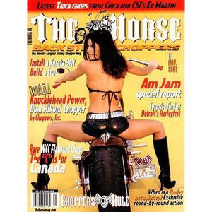The Horse BackStreet Choppers Magazine Issue #18