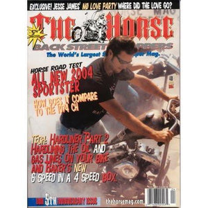 The Horse BackStreet Choppers Magazine Issue #40