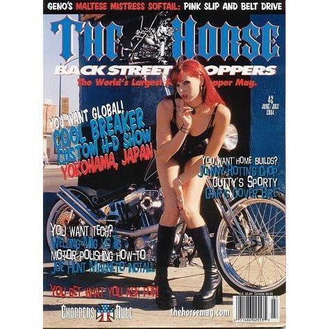 The Horse BackStreet Choppers Magazine Issue #42