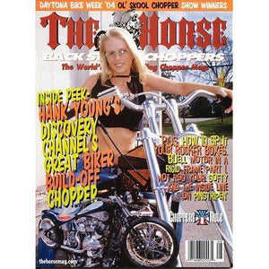 The Horse BackStreet Choppers Magazine Issue #43