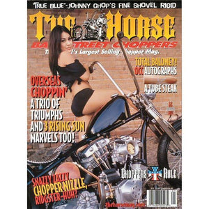 The Horse BackStreet Choppers Magazine Issue #56